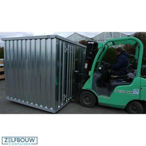 Demontabele Zelfbouw Container Standaard