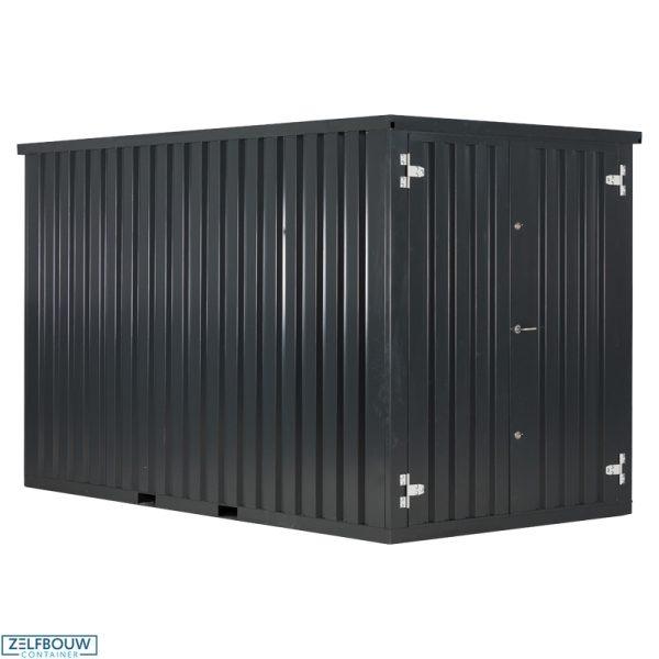 Gekleurde Demontabele Container 3 x 2 dubbele deur lange zijde