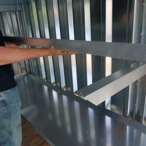 Stellingen pakket - 3 platen van 2 meter breed
