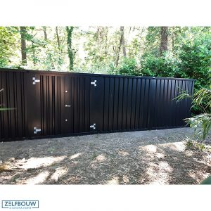 Grote opslagcontainer standaard model 8 x 2 x 2 m